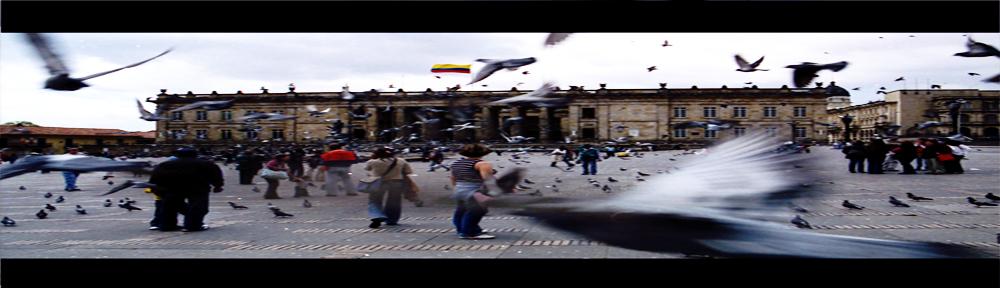 Bogotá Plaza de Bolívar